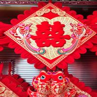 【35号商铺】10平线各种规格大中国结